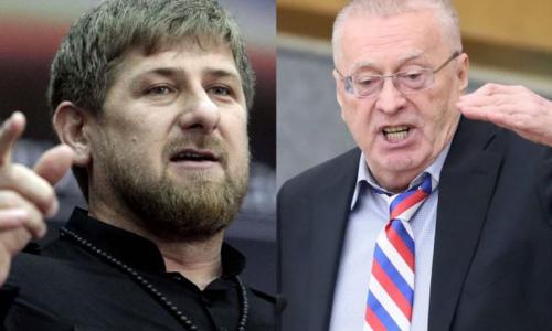 Жириновский и Кадыров — дуэль неизбежна