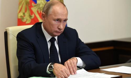 Путин продлил строгий запрет до конца 2021 года