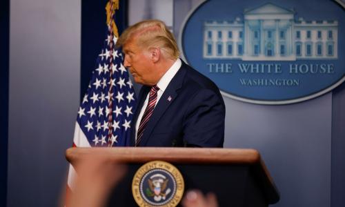 Трамп заявил, что не признает результаты выборов в США