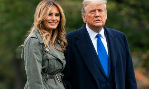 «Пятно на Белом доме»: Мелания Трамп подала на развод