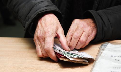В Госдуме призвали вернуться к выплате пенсий из бюджета