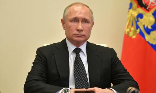 Путин перечислил главные мировые риски