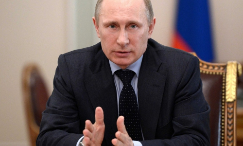 Владимир Путин объяснил, почему до сих пор не поздравил Джо Байдена