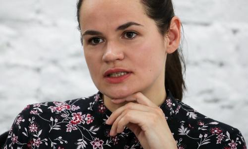 Тихановская сделала странное заявление об отношениях между Россией и Белоруссией