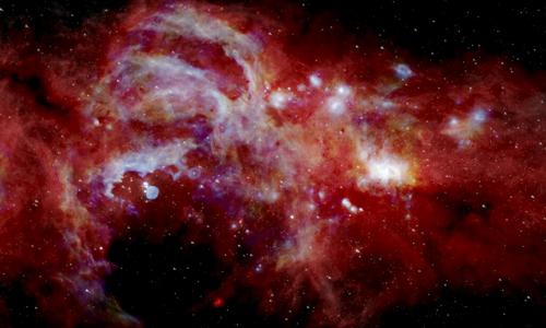 Раскрыта тайна загадочной галактики