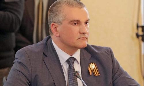 Глава Крыма назвал ситуацию с водой критической