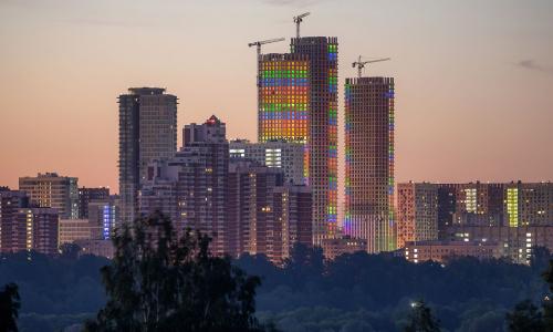 В Москве обвалился спрос на вторичное жилье