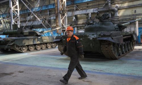 Продажа секретных товаров Россией обвалилась