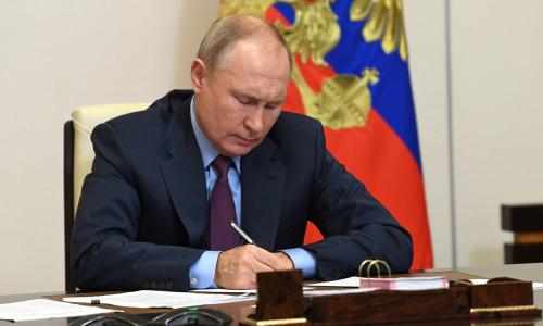 Путин поддержал предложение о доплатах пенсионерам
