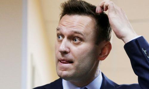 Навальный сообщил, что его поставили на учет «как склонного к побегу»