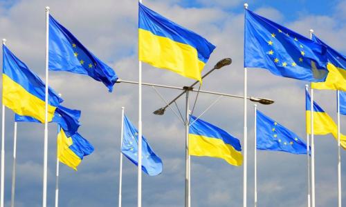 Украина назвала сроки решения вопроса о членстве в ЕС