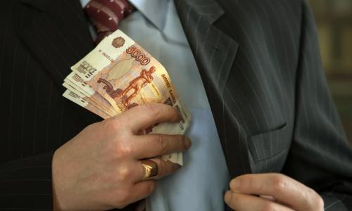 В России предложили казнить коррупционеров