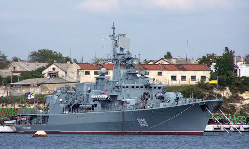 Флагманский фрегат Украины признали небоеспособным