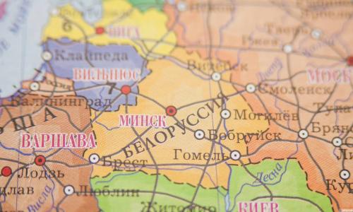 Белоруссия пожаловалась на массированное внешнее давление
