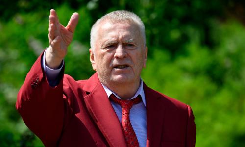 Жириновский предложил ввести для россиян ограничение по весу