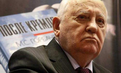Михаил Горбачев дал совет Владимиру Путину и Джо Байдену
