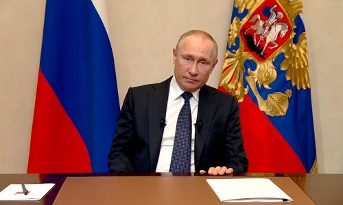 Путин продлил отсрочку выплат по вкладам времен CCCР
