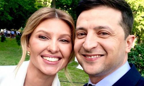 У жены Зеленского нашли квартиру в Крыму
