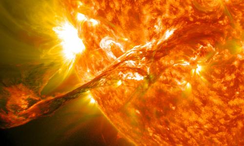 Ученые зафиксировали три всплеска магнитной бури