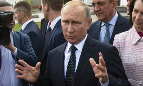 Путин: это обрадует всех пенсионеров России