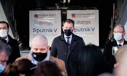 Полцарства за «Спутник V». Как шутка премьера Словакии взбесила Украину