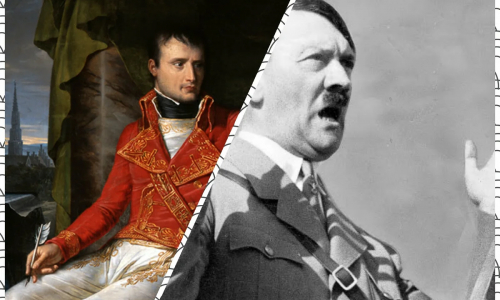 Наполеон и Гитлер. Почему люди маленького роста стремятся к мировому господству?