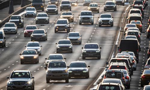 В ГИБДД оценили идею снизить скорость движения в городах