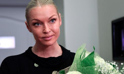 Волочкова подала судебный иск против Большого театра