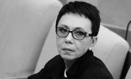 В Туве объявили траур в связи со смертью сестры Шойгу