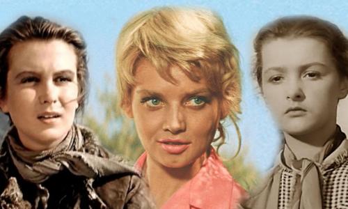 Шесть знаменитых советских актрис, утопивших свою жизнь в алкоголе