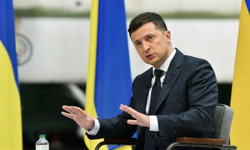 Зеленский на русском языке обратился к Путину с призывом из-за Донбасса