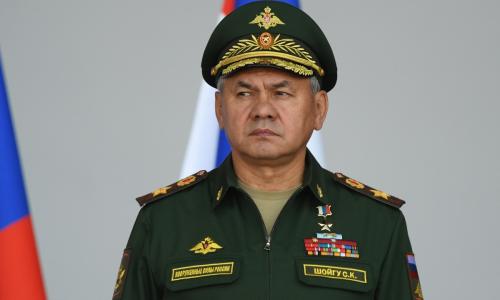 Шойгу рассказал о строительстве новых городов в Сибири