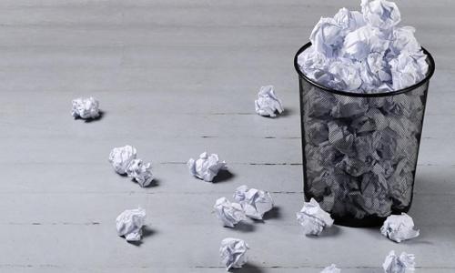 Какие документы ни в коем случае нельзя выбрасывать
