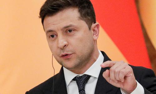 На Украине «потеряли» представленный Зеленским в США план трансформации страны